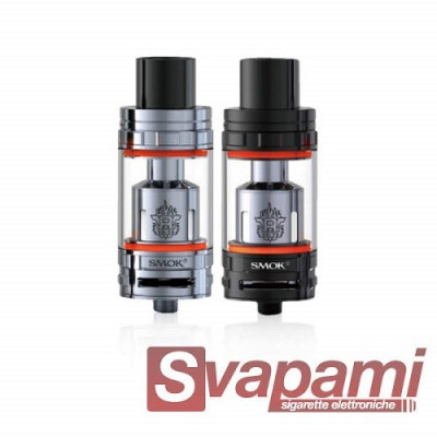 Atomizzatore TFV8 Cloud Beast Full Kit SMOK - 6 ml - Colore: Silver