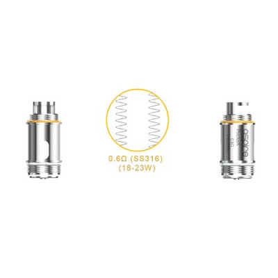 Resistenza per PockeX Kit Aspire - 0.6 ohm