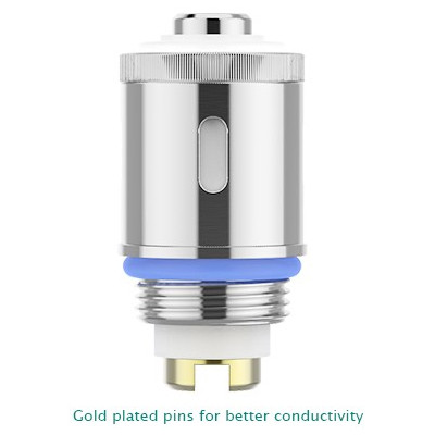 Resistenza GS Air EC TC Ni-200 per Atomizzatori ELEAF GSAir, GS19s, GS Air M e GS-Tank - 0.15 ohm