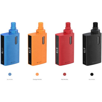 Box Mod Joyetech EGRIP 2 LIGHT - Controllo della Temperatura - 2100 mAh 80 W - Colore: Black Wrincle